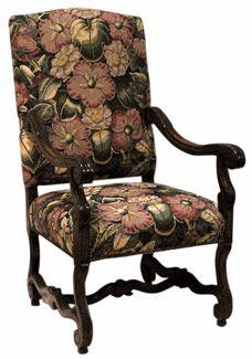 Spanish Baroque Arm Chair
