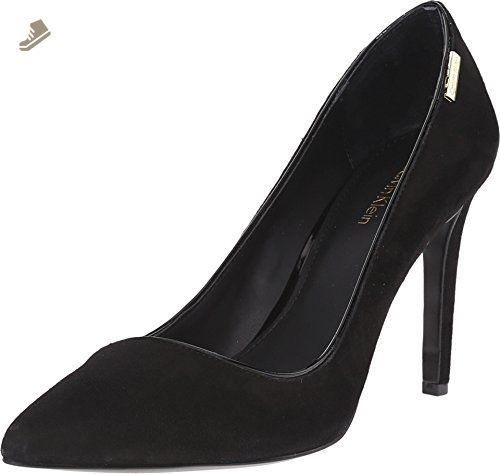 Calvin Klein Women's Calida Pointed Toe Pump, Black, Size 6.5 US - Calvin  klein