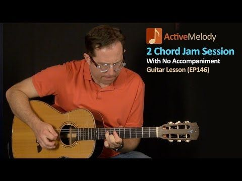Guitar Lesson: Learn How To Improvise Fill Licks Using Just 2 Chords ...