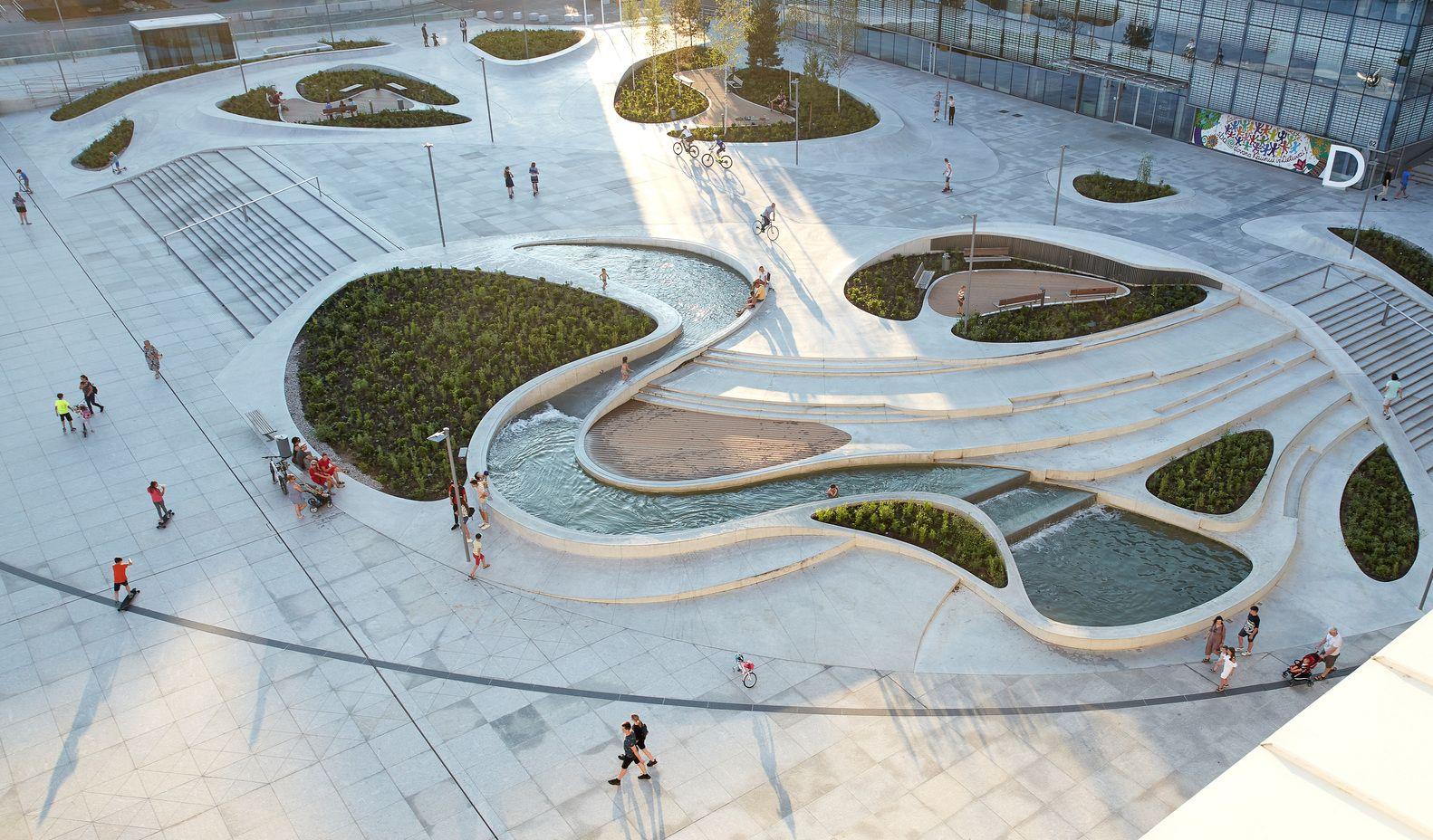 Gallery of V-Plaza Urban Development / 3deluxe architecture - 29