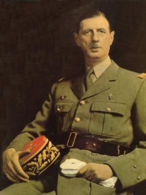Charles-André-Joseph-Marie de Gaulle fue un militar, político y escritor francés, Presidente de la República Francesa de 1958 a 1969, inspirador del gaullismo, promotor de la reconciliación franco-alemana.
