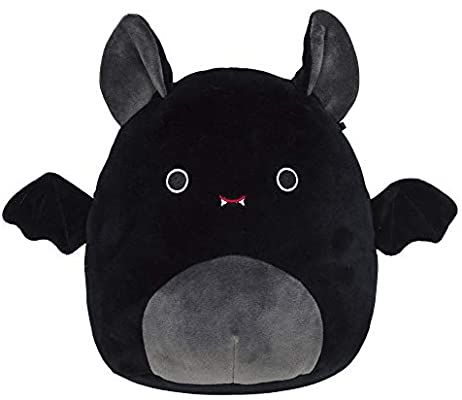 Squishmallow Kellytoy Halloween Squad 8 Inch Emily The Bat- Super Soft Plush Toy Pillow Pet Animal Pillow Pal Buddy Stuffed Animal Birthday Gift Holiday