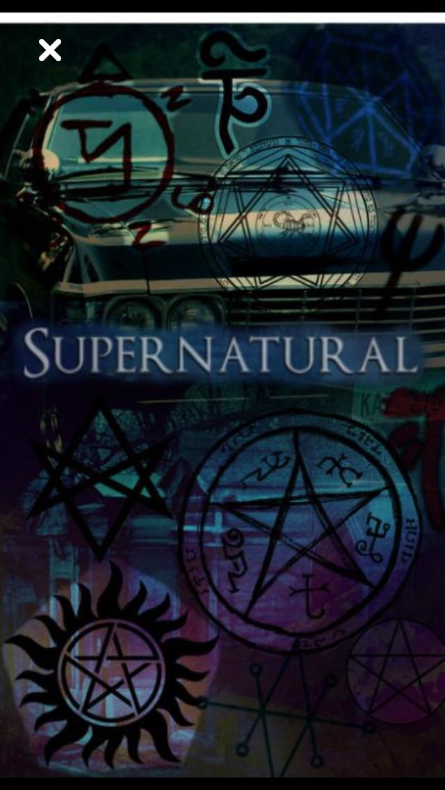 Laughter needed Supernatural wallpaper, Supernatural