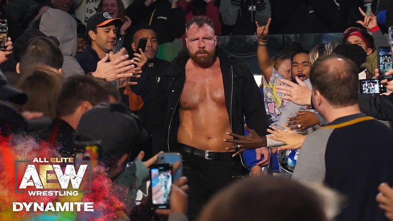 Pin on AEW Wrestling