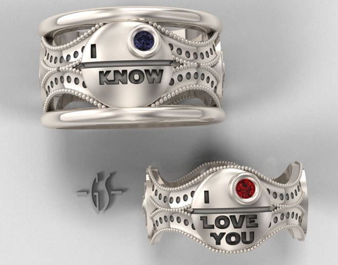 from c 3po swimsuits to r2 d2 engagement rings the star wars fashion we love - R2d2 Wedding Ring