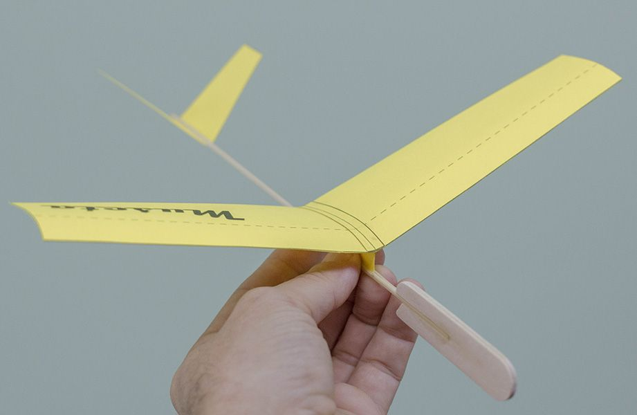 Free Download - The Museta Glider Plans  Easy to build