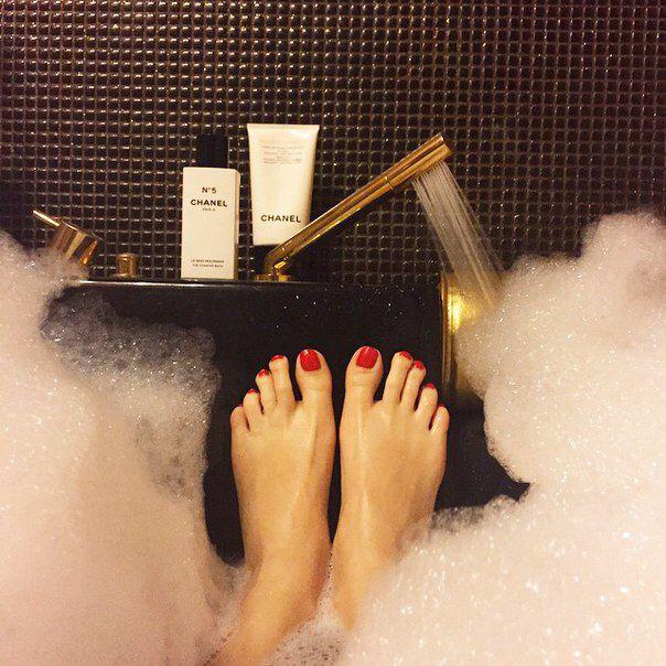 Chanel Bathroom 😌👌🏼