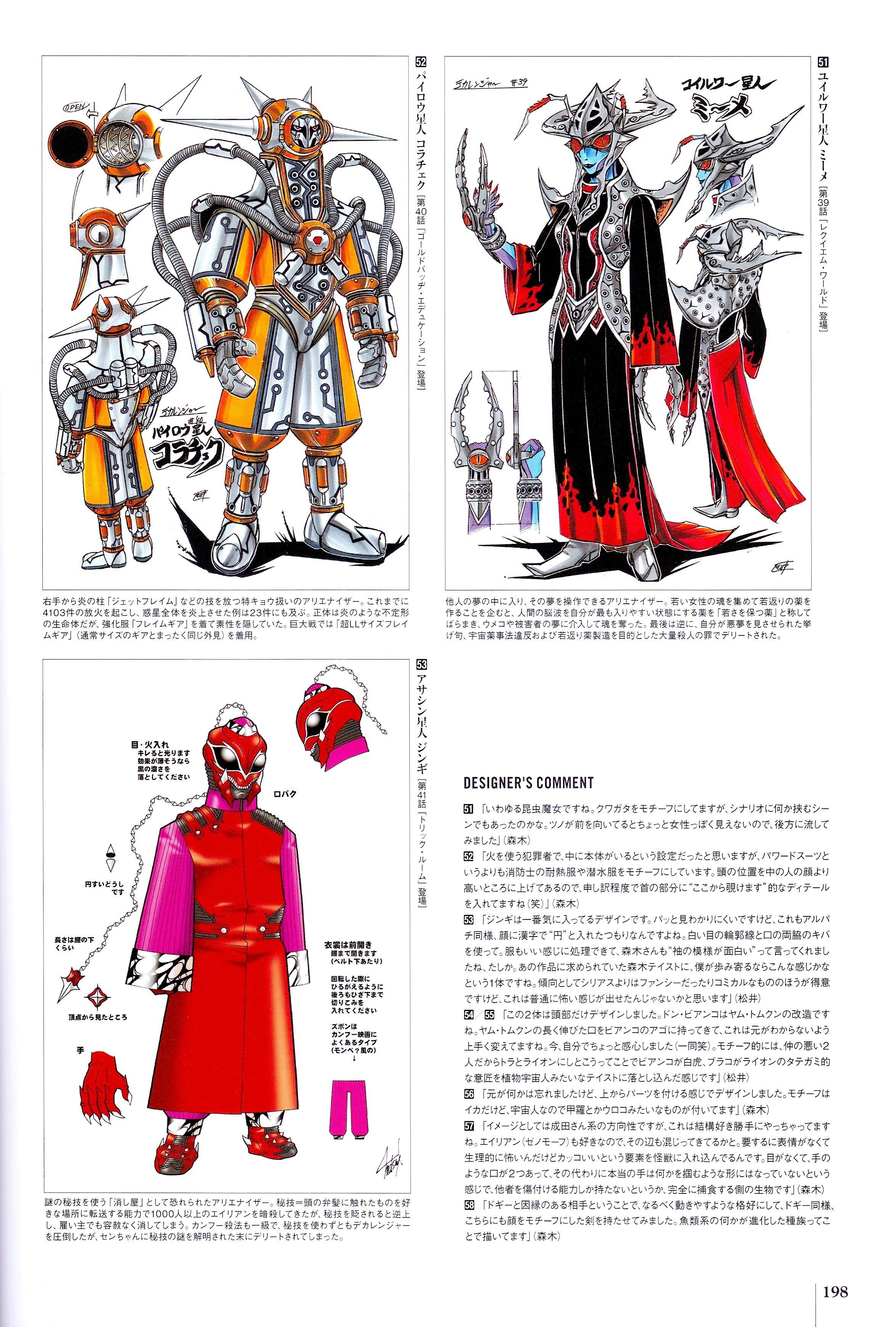 Kaiju History 2004 Dekaranger | Power Rangers | Pinterest