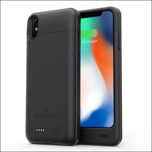 the latest 6a881 50a84 6 Best Battery Cases for iPhone X / XS : Keep Your Phablet Charged ...