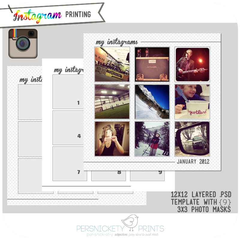 The Best Instagram Prints Instagram Prints Persnickety Prints Photoshop Photography