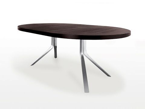 Table ronde extensible Oops | rp | Table, Meeting table ...