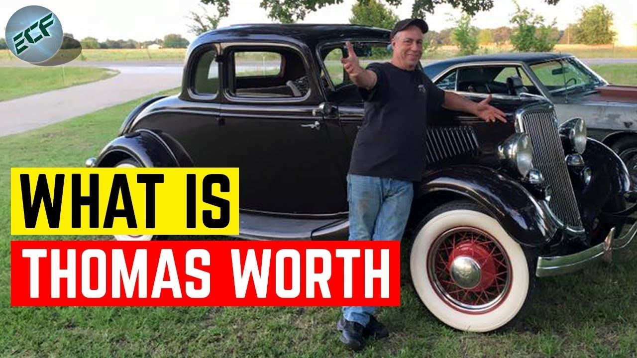 Thomas Weeks Is A Celebrity Mechanic Who Is Known For His Appearance On Misfit Garage He And Scot Mcmillan Along With Gas Monke Youtube Youtube Videos Scots