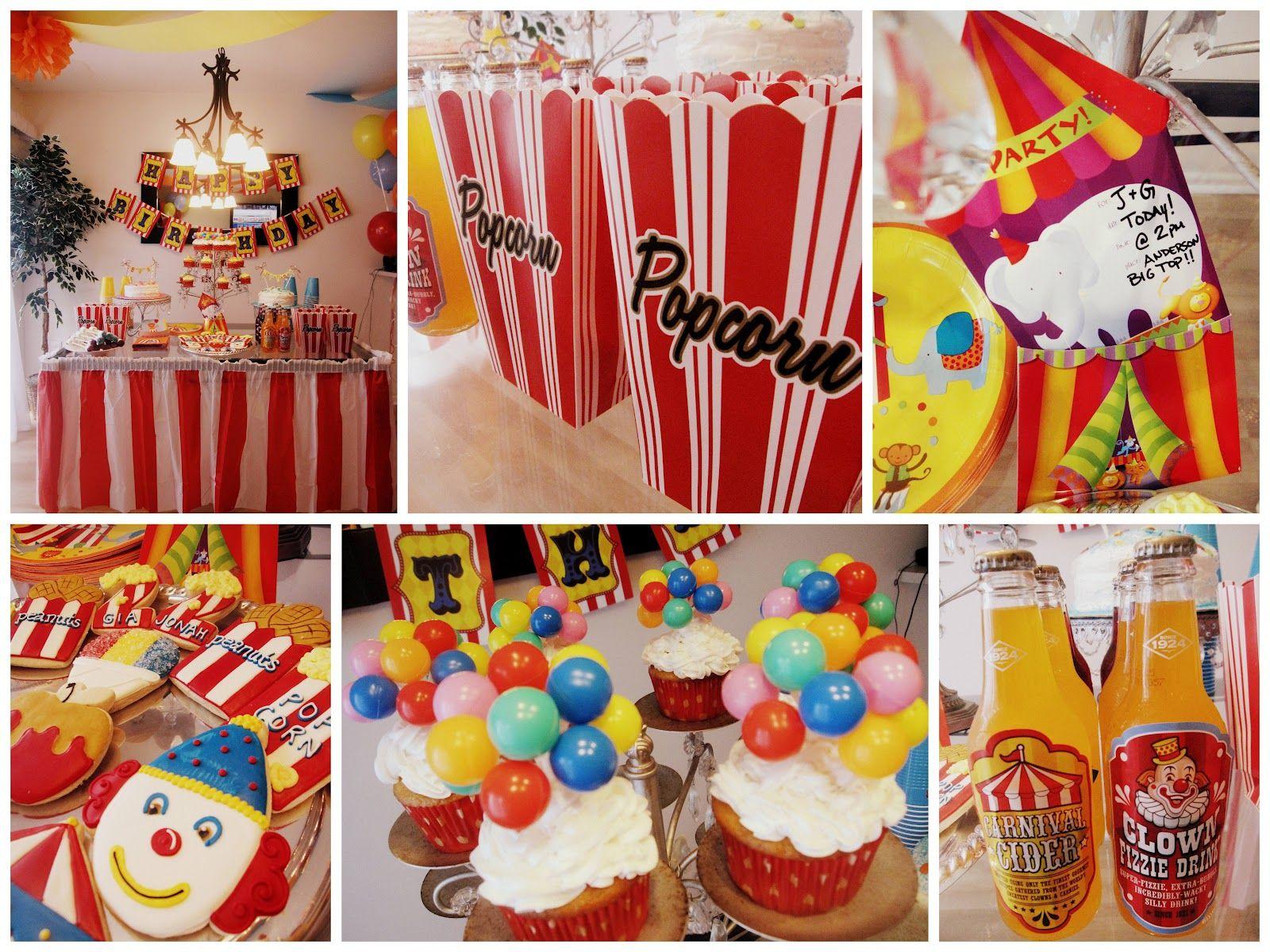 Rashana As Birthday Circus