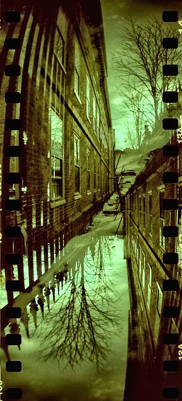 Taken by clickiemcpete with a Lomography Sprocket Rocket loaded with Lomographic X-Pro Slide 100 film in cambridge, MA, United States. #lomography #photography