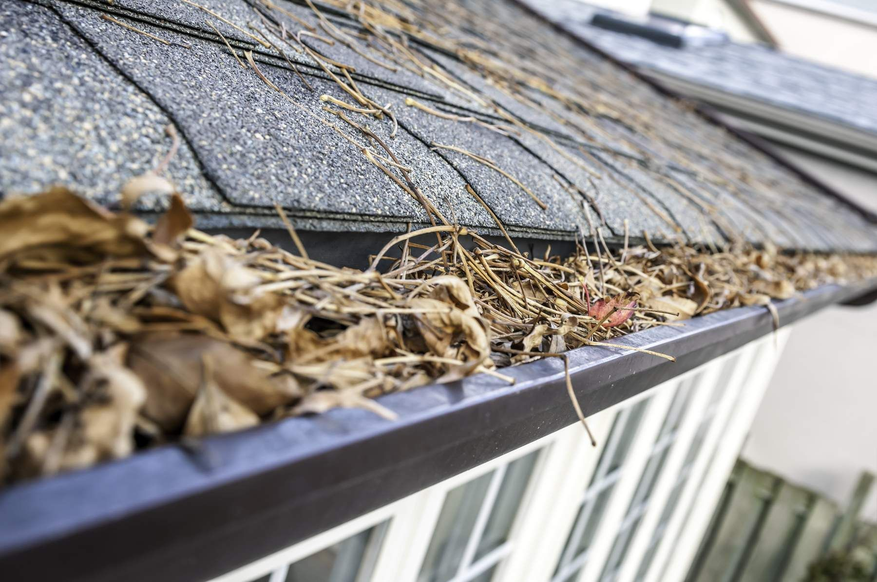 How To Clean Gutters House Method Cleaning Gutters Gutters Rain Gutters