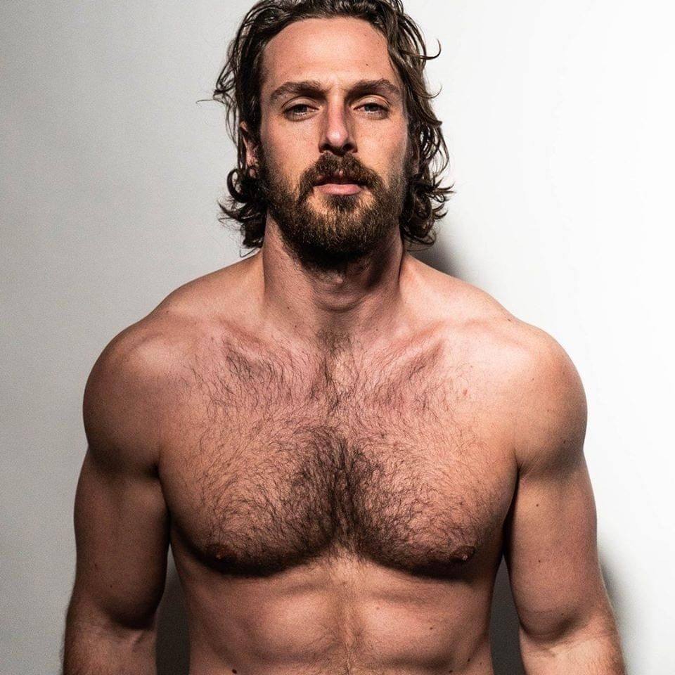 Pin By Morris Fowler On Chest Hair In 2020 Long Hair Styles Men Hairy Chested Men Hairy