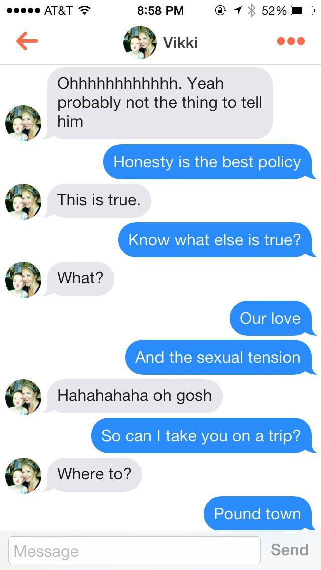 conversation tinder