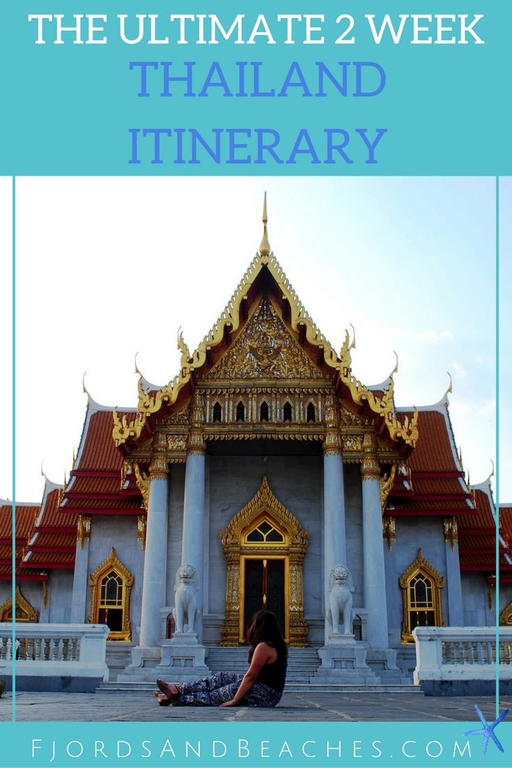 Thailand Week Thai Fashion Food And Fun: The Ultimate Two Week Thailand Itinerary