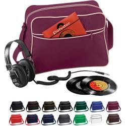 Bg14 BagBase Retro Shoulder Bag BagBase #diyclothes