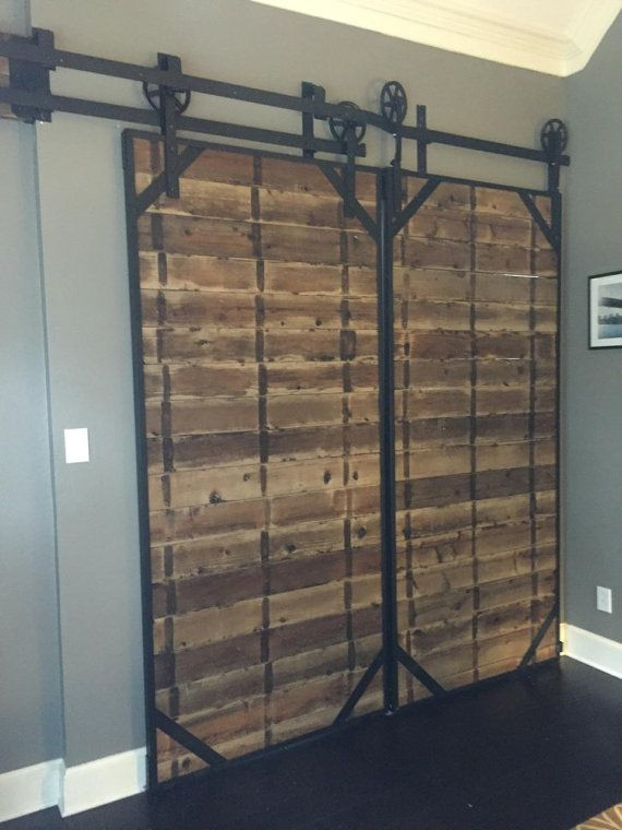 Modern Specialty Custom Designed Sliding Barn Door