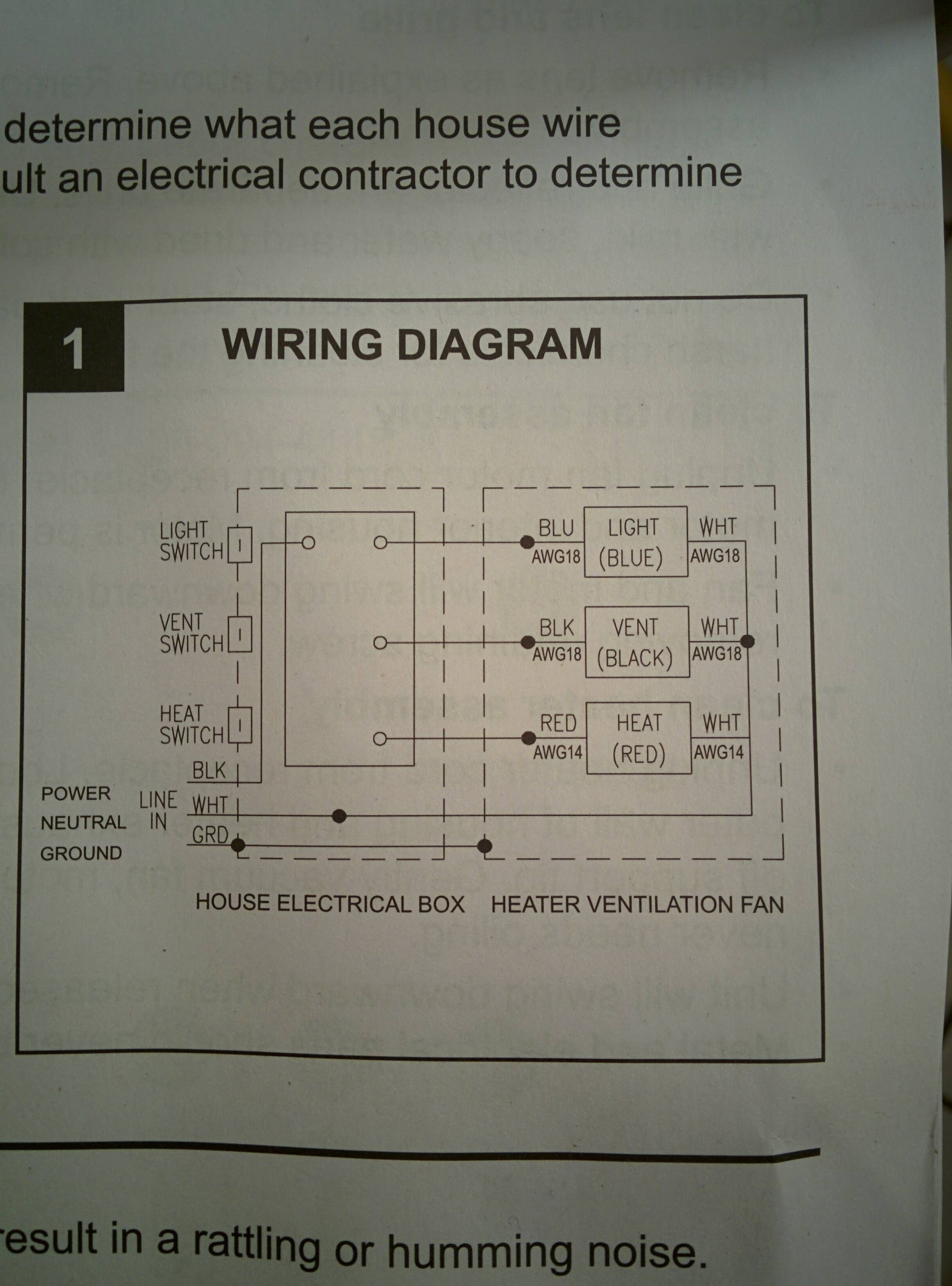 Unique Wiring Diagram For Extractor Fan With Timer Diagram