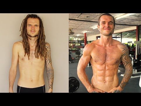 Crossfit Workout Music - My 1 Year Body Transformation (Calisthenics) From Skinny To Ripped  #Crossf...