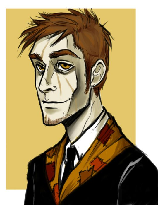 """""""I haven't poisoned that chocolate, you know…"""" - Remus Lupin"""