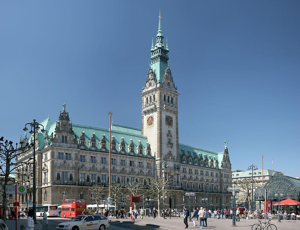 Ayuntamiento De Hamburgo Guia De Alemania City Hall Hotel Elite Hotels