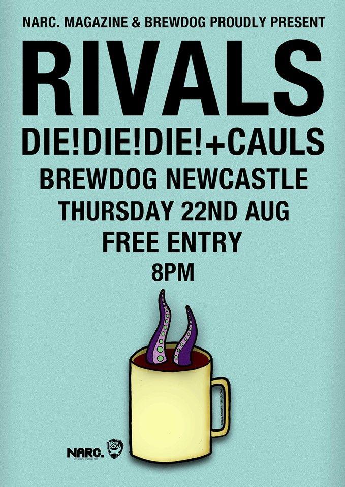 Newcastle Aug 22nd 2013