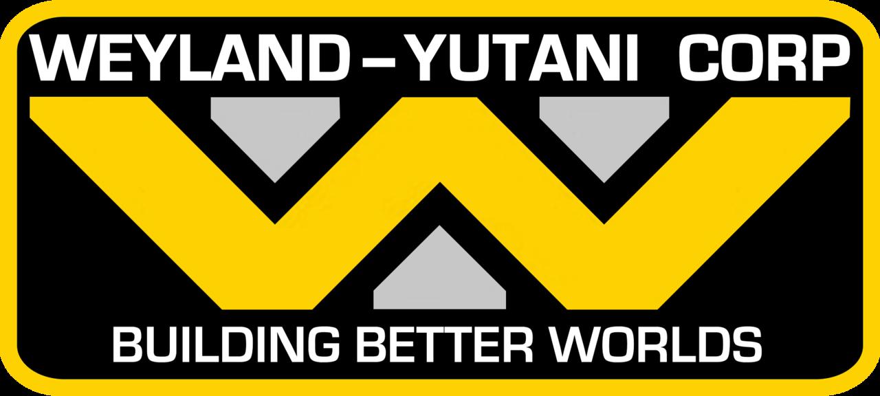 Weyland Yutani Corp Logo By Viperaviator Worlds Of Fun Logos Post Apocalypse