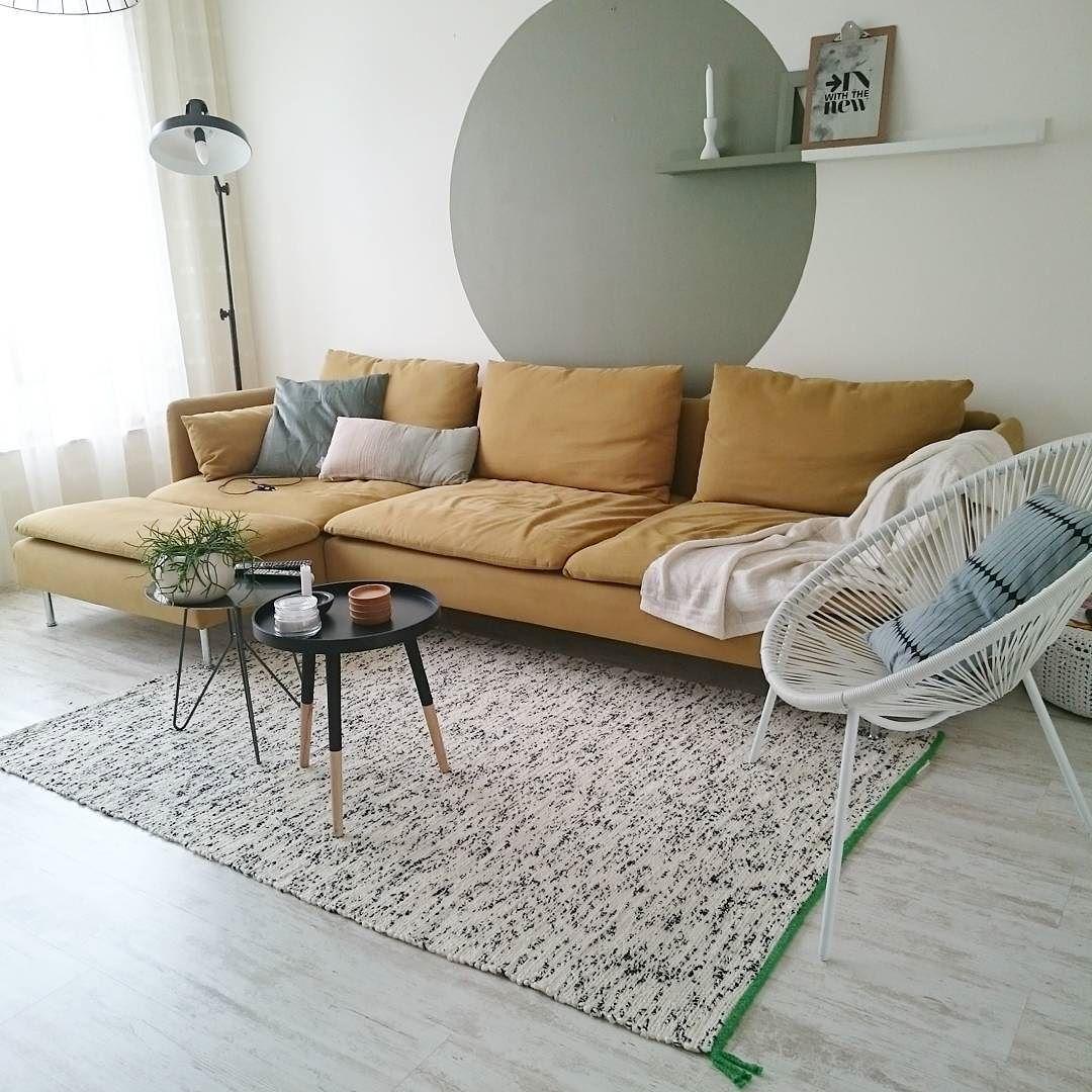 s derhamn ikea couch ev dekorasyonu wohnzimmer ideen. Black Bedroom Furniture Sets. Home Design Ideas