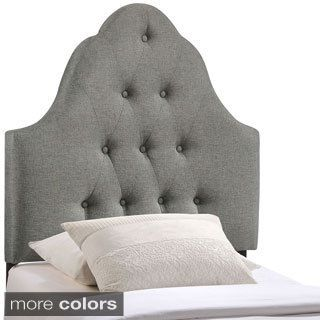 Skyline Furniture Arch Tufted Headboard In Velvet White Ping The Best