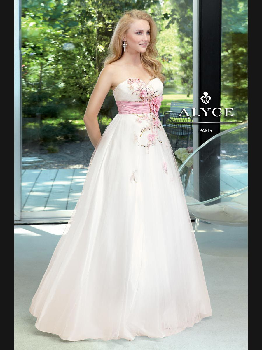 You will love wearing this beautiful gown for your special occasion