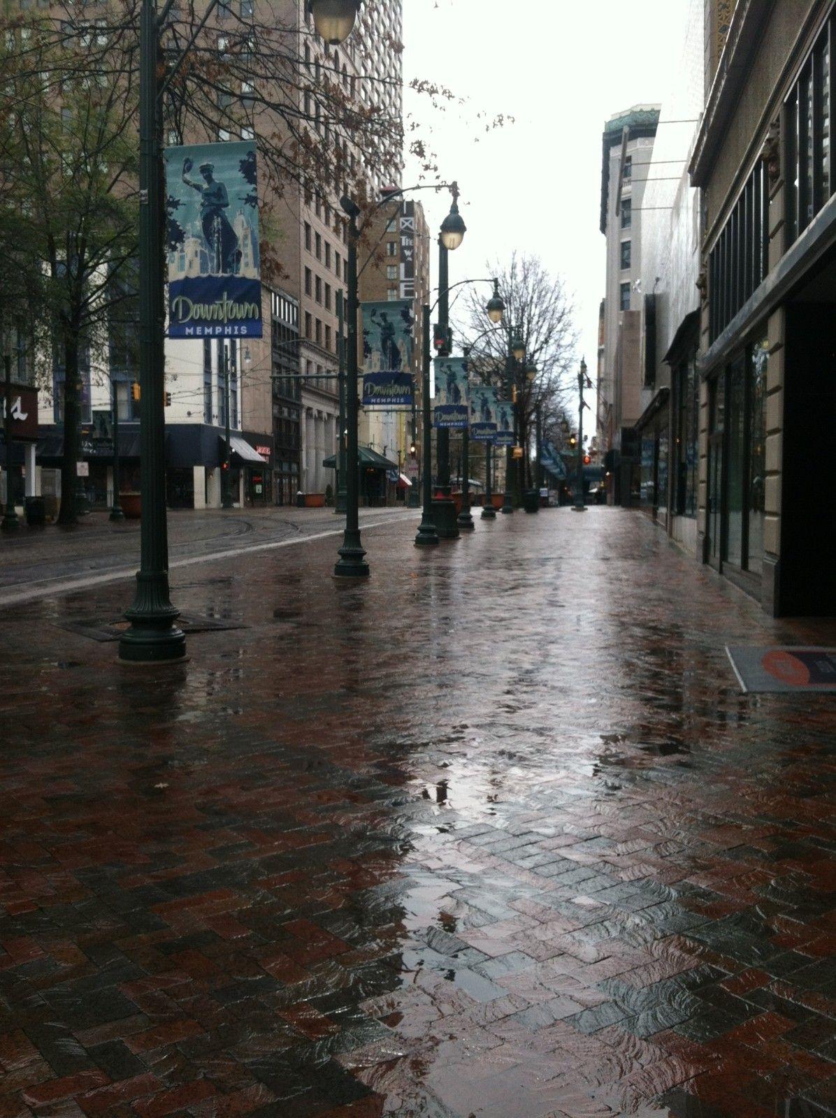 Rainy Streets Pioggia