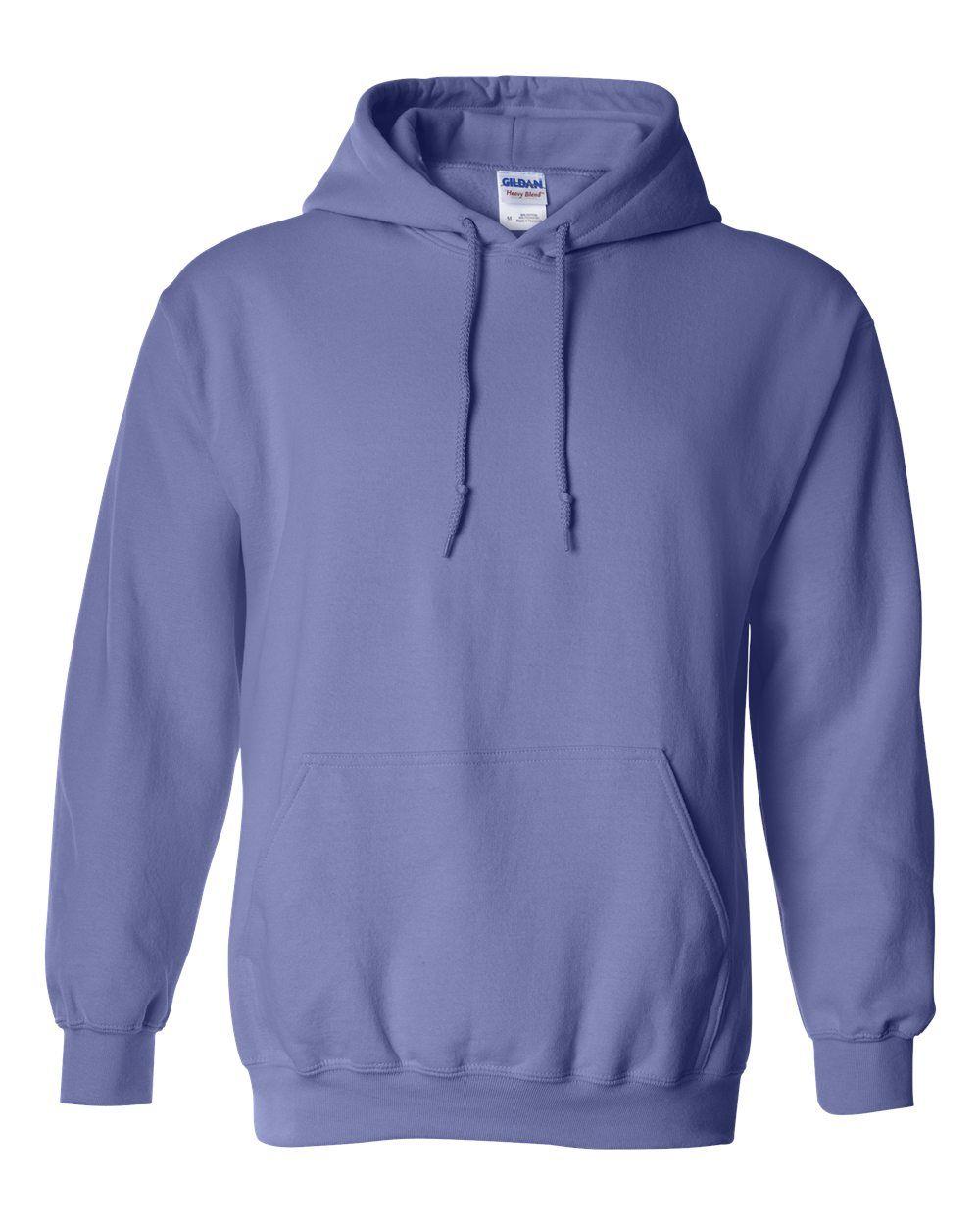 Gildan Heavy Blend Kapuzenpullover Hooded Sweat Sweatshirt Hoodie Pullover S-5XL