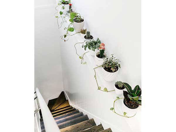cage d 39 escalier 20 id es d co pour un bel escalier. Black Bedroom Furniture Sets. Home Design Ideas