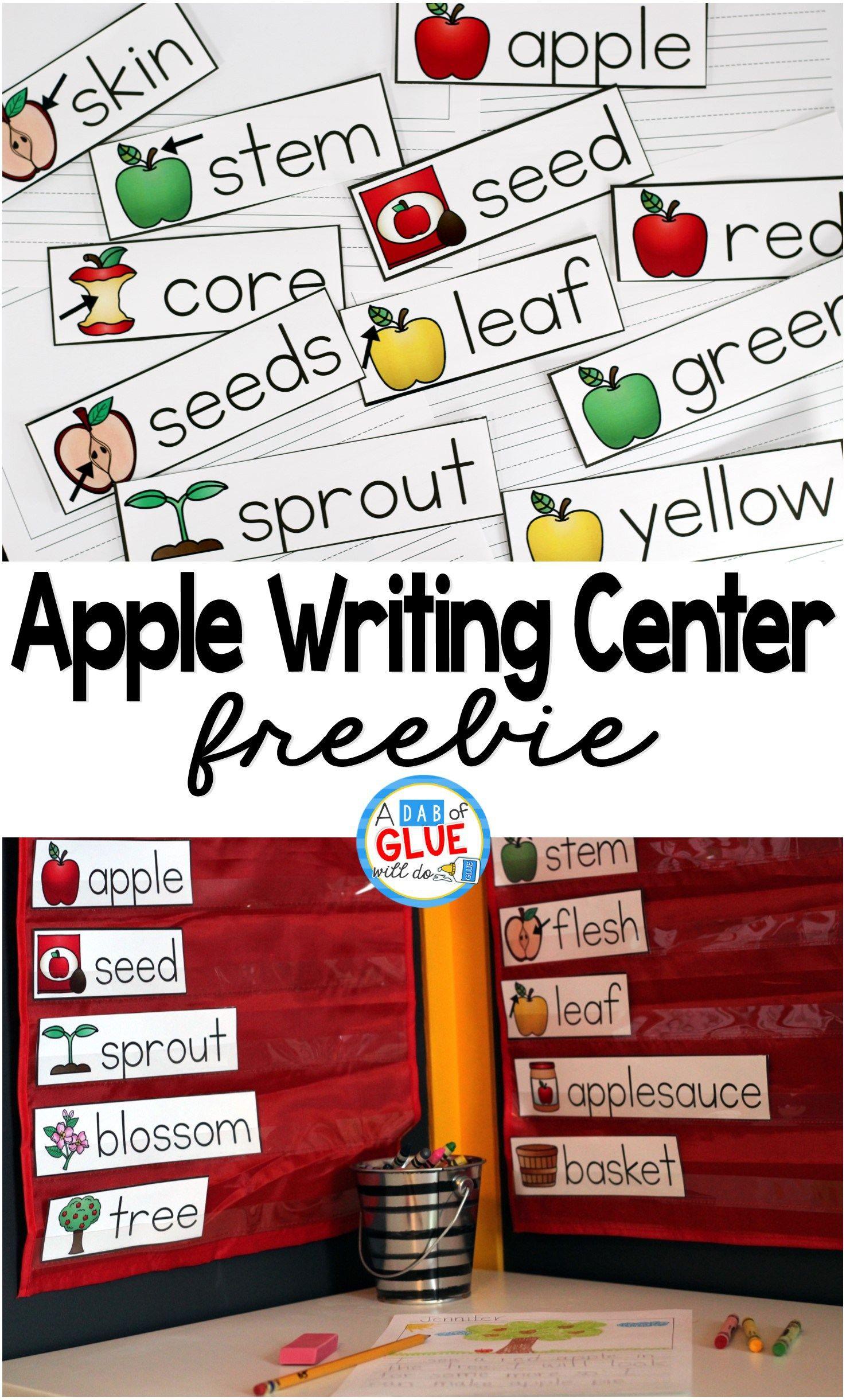 Apple Writing Center