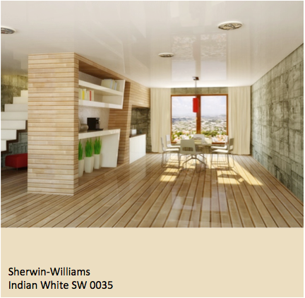 Sherwin Williams Indian White Sw 0035