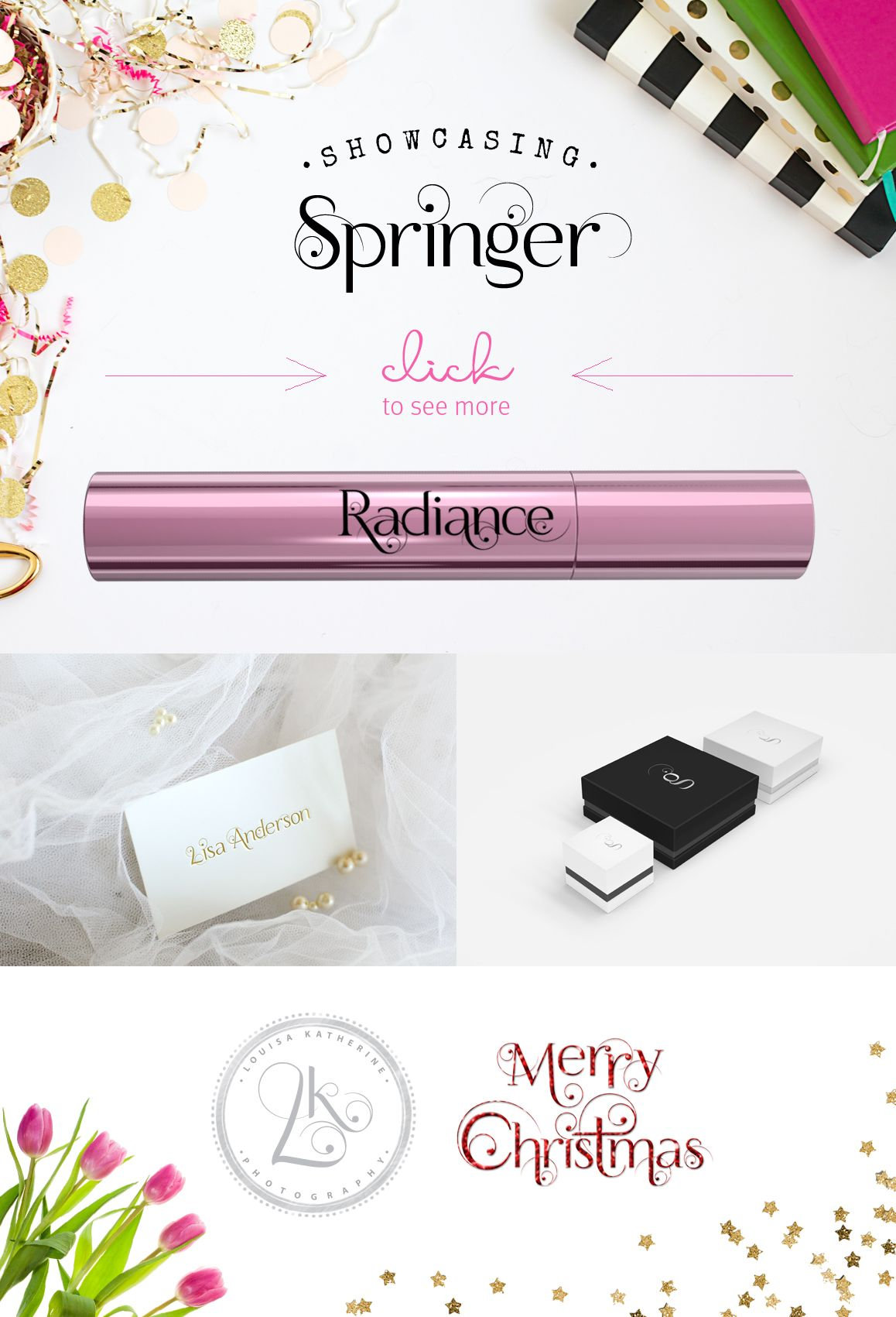 Funky Font Bundle + Extras (85% OFF) by Joanne Marie on Creative ...