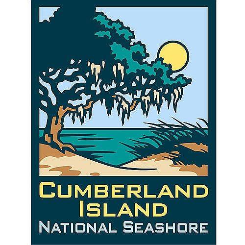 Cumberland Island National Seashore Poster