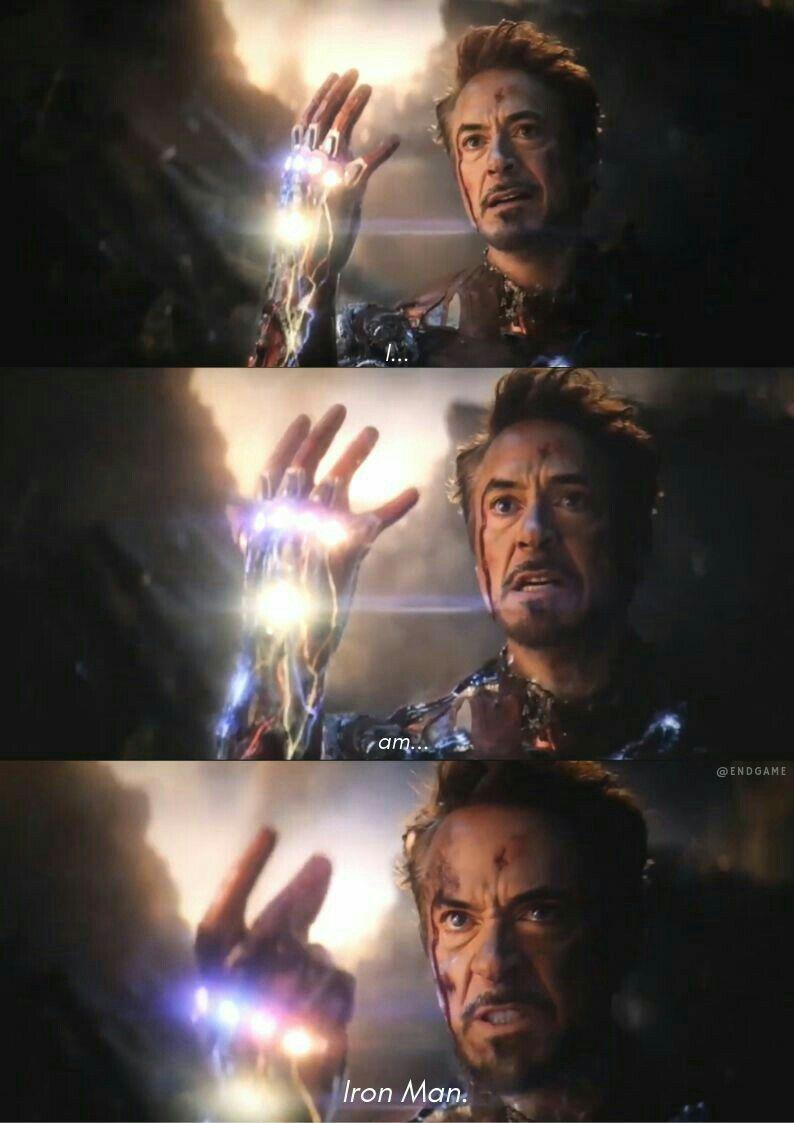 I... Am... Iron Man | Marvel superheroes, Marvel avengers, Avengers