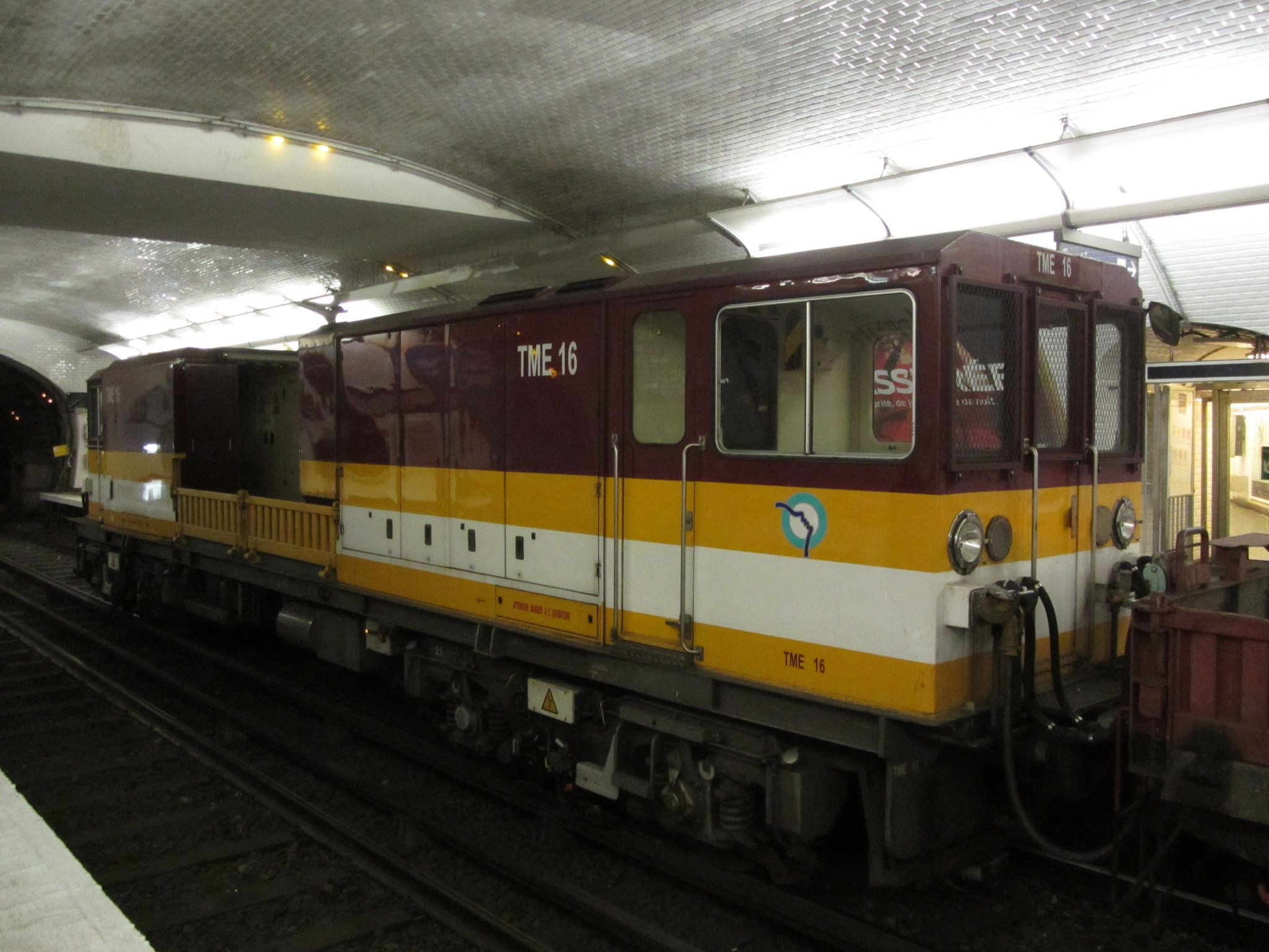 Https Flic Kr P Nd41pq Maubert Mutualite Metro Train Metro Vehicles