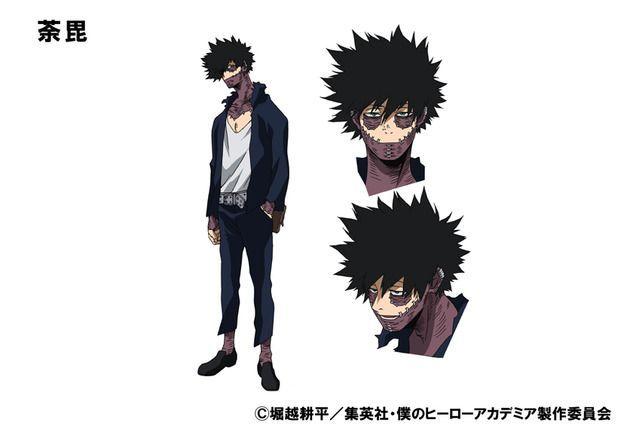 Dabi From Anime My Hero Academia Hero Hero Academia Characters My Hero