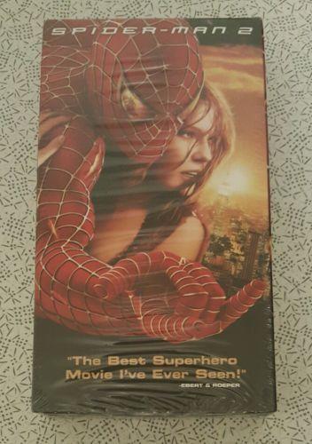 #Popular - Spider-Man 2 - VHS - NEW ! (2004) VHS Action Comic Book Marvel - Factory Sealed  http://dlvr.it/N0QVcr - http://Ebaypic.twitter.com/Gx2uZjlEb7