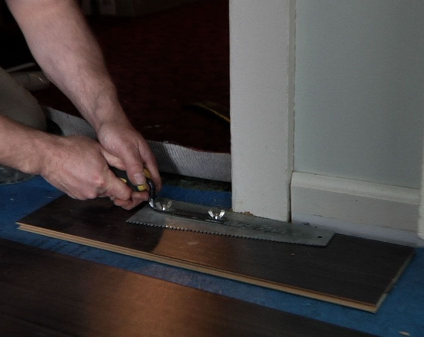How To Install Laminate Flooring Flooring Design Ideas Pinterest