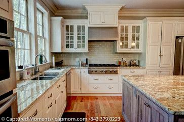 African Rainbow Granite Design Ideas, Pictures, Remodel And Decor Part 76