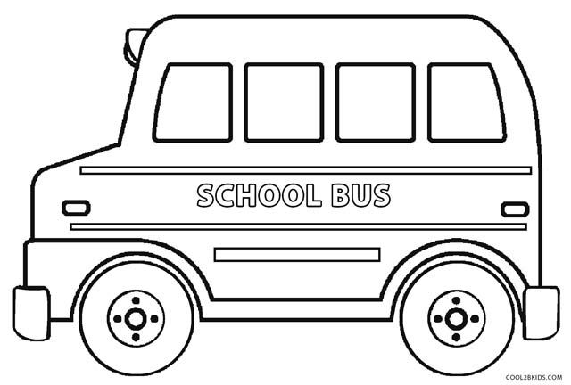school bus coloring pages car coloring pages pinterest coloring buses and school buses