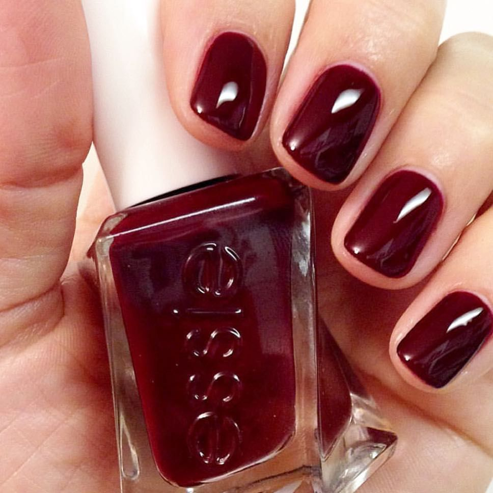 movemountains #gelcouture \'spiked with style\' mani is absolutely ...