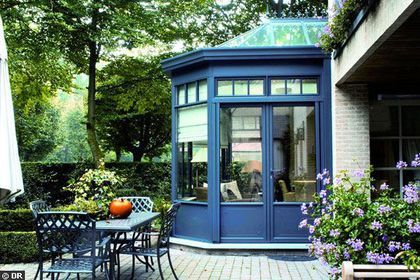 jardin d 39 hiver optez pour la v randa salle a manger verriere veranda veranda jardin et maison. Black Bedroom Furniture Sets. Home Design Ideas