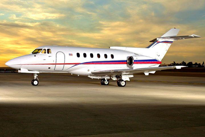Hawker 600 Private Jet Jet Hawker